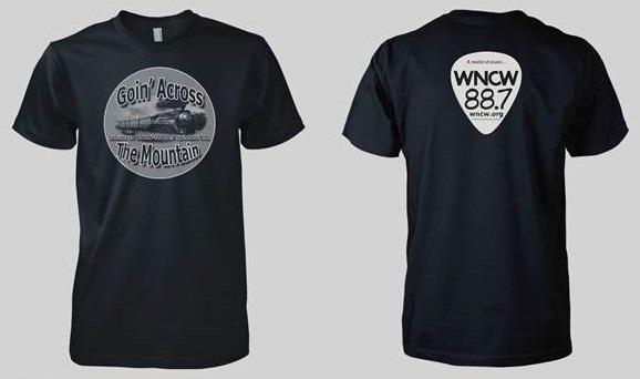 Goin' Across the Mountain T-shirt