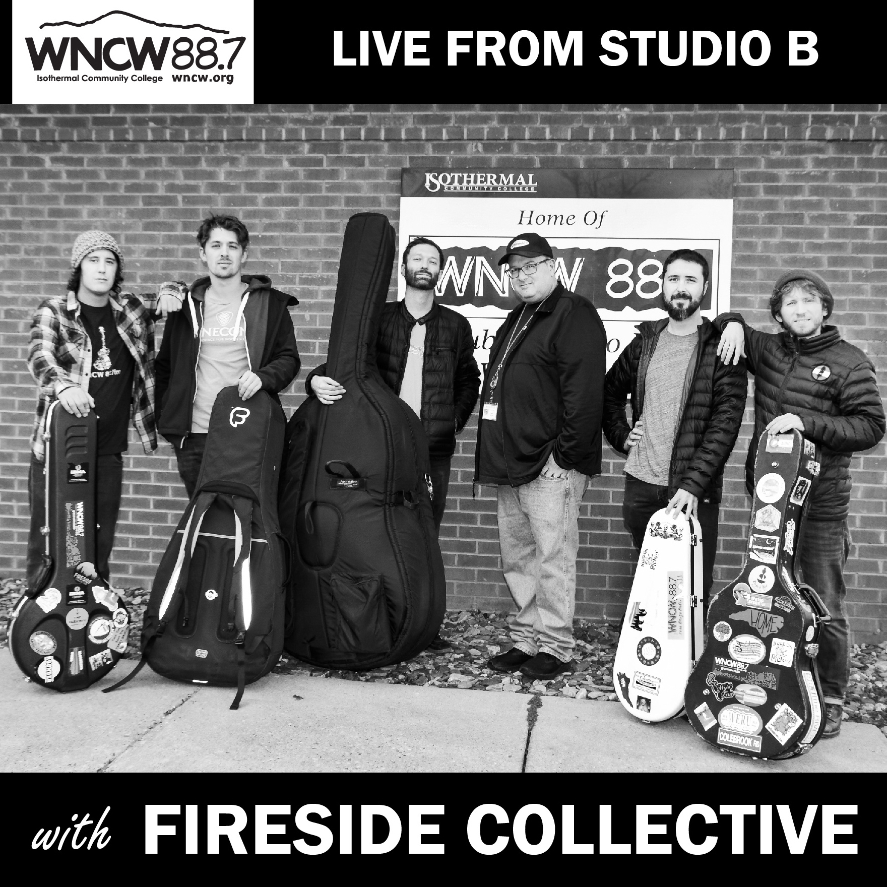Live from Studio B with Fireside Collective