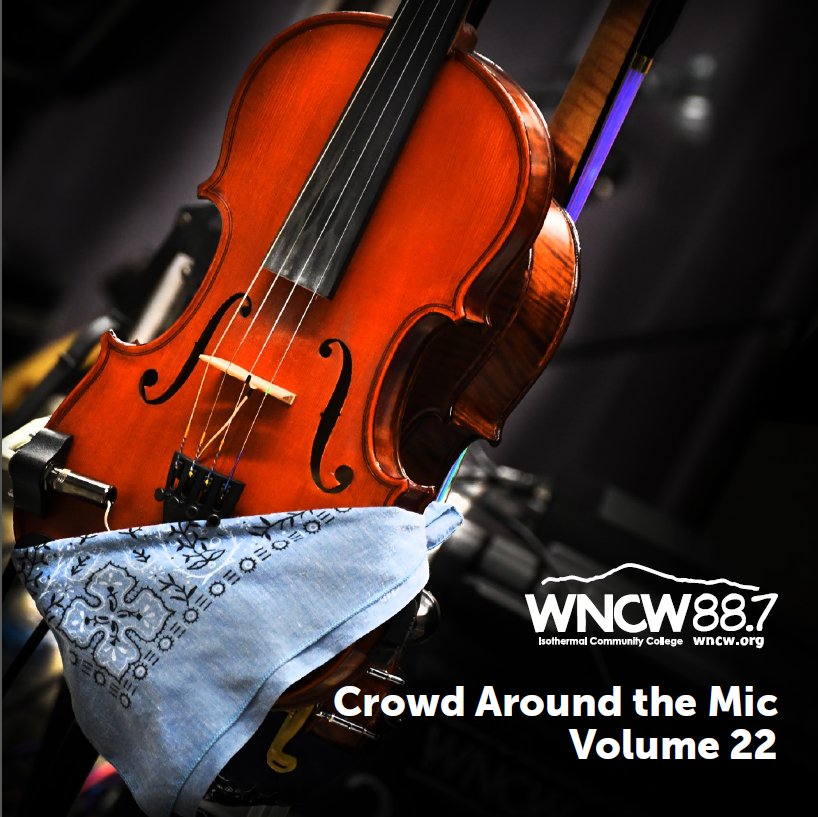 Crowd Around the Mic Volume 22 Pre-Order