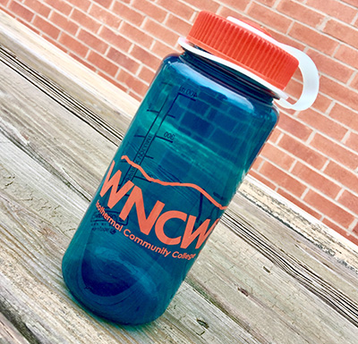 WNCW Nalgene Water Bottle