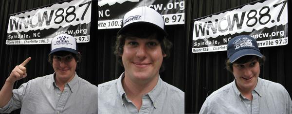 WNCW Hats