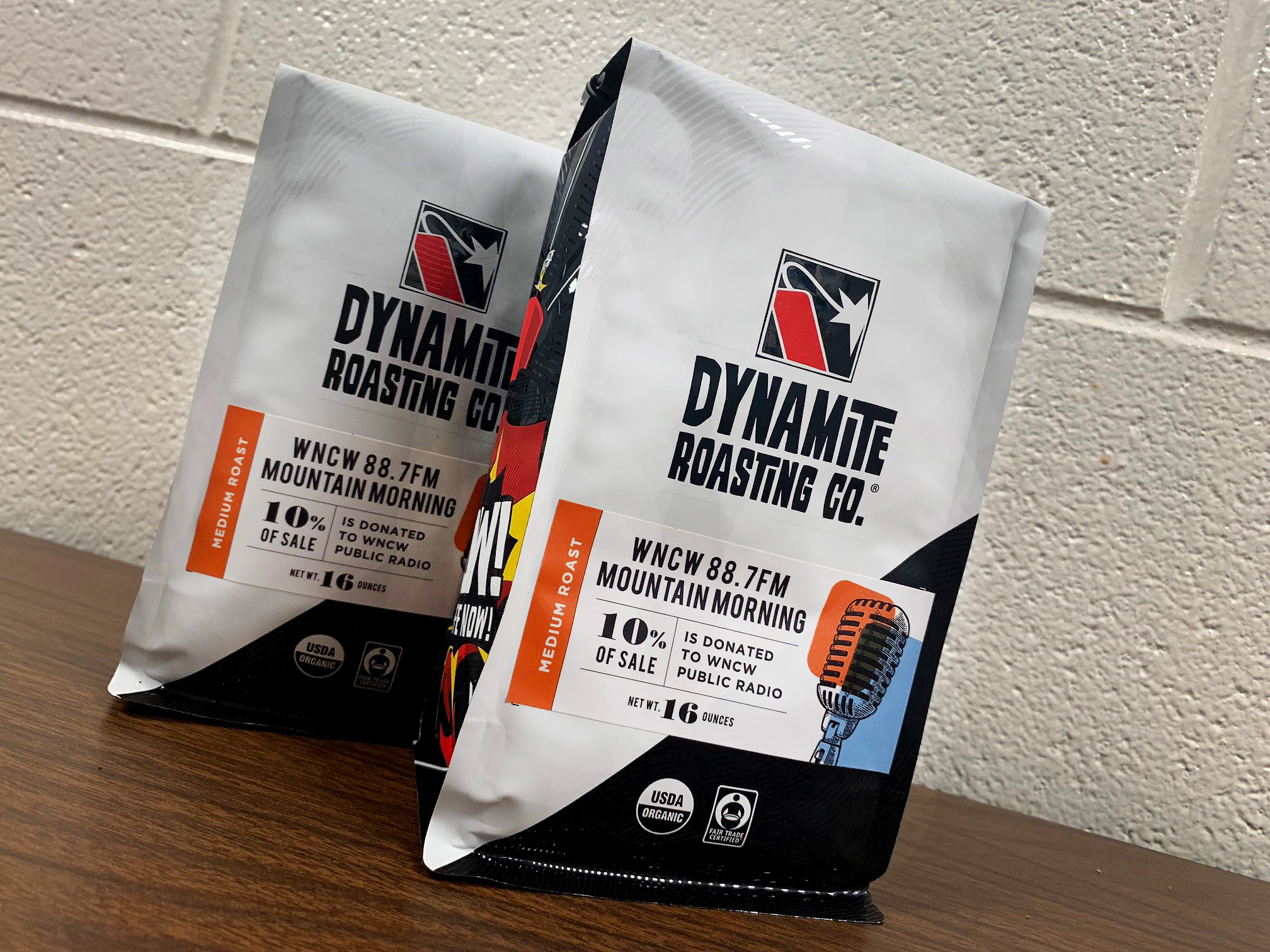 Dynamite Coffee photo by Vicki Dameron
