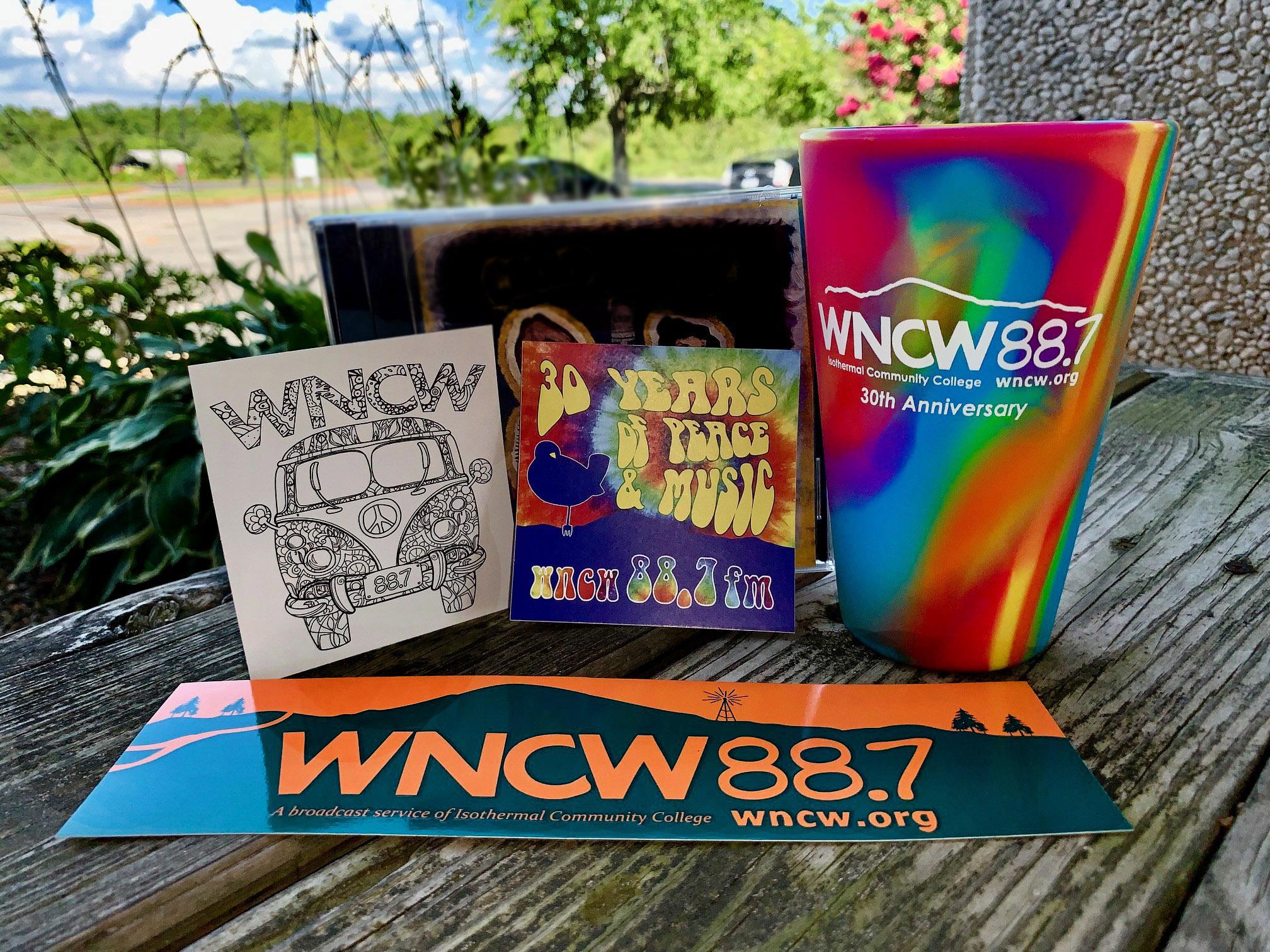 WNCW Vintage Package